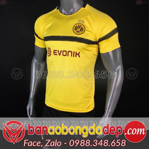 Áo Dortmund vàng 2019 training 2