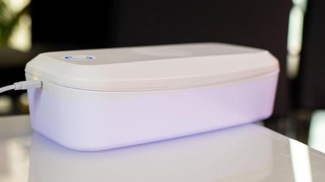 Kikkerland UVC Phone Sanitiser Review