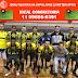 Copa Lance Livre - adulto: Semifinais agitam Romão neste sábado