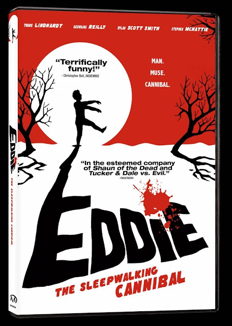 Eddie The Sleepwalking Cannibal (2012) ταινιες online seires xrysoi greek subs