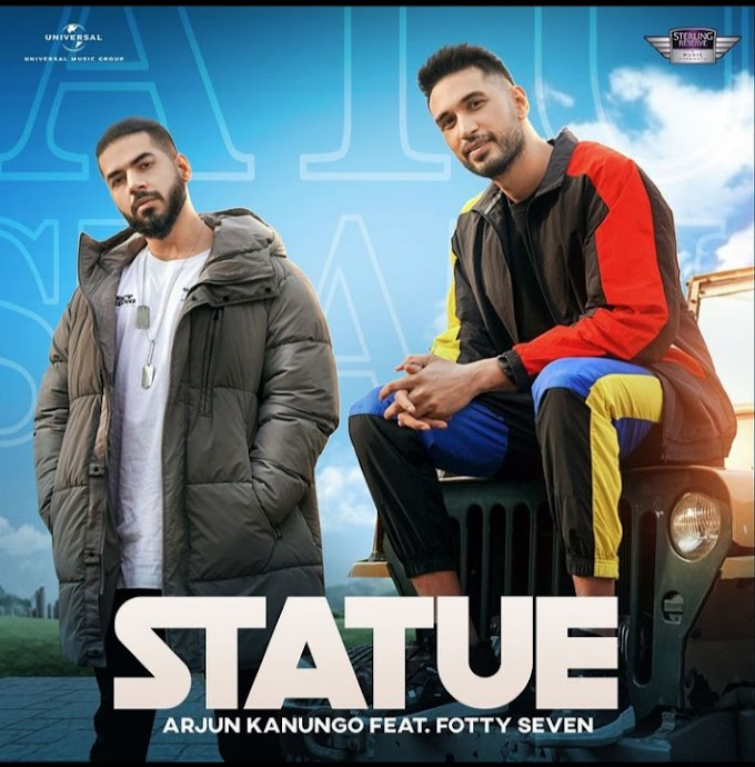 STATUE - ARJUN KANUNGO FEAT. FOTTY SEVEN Lyrics