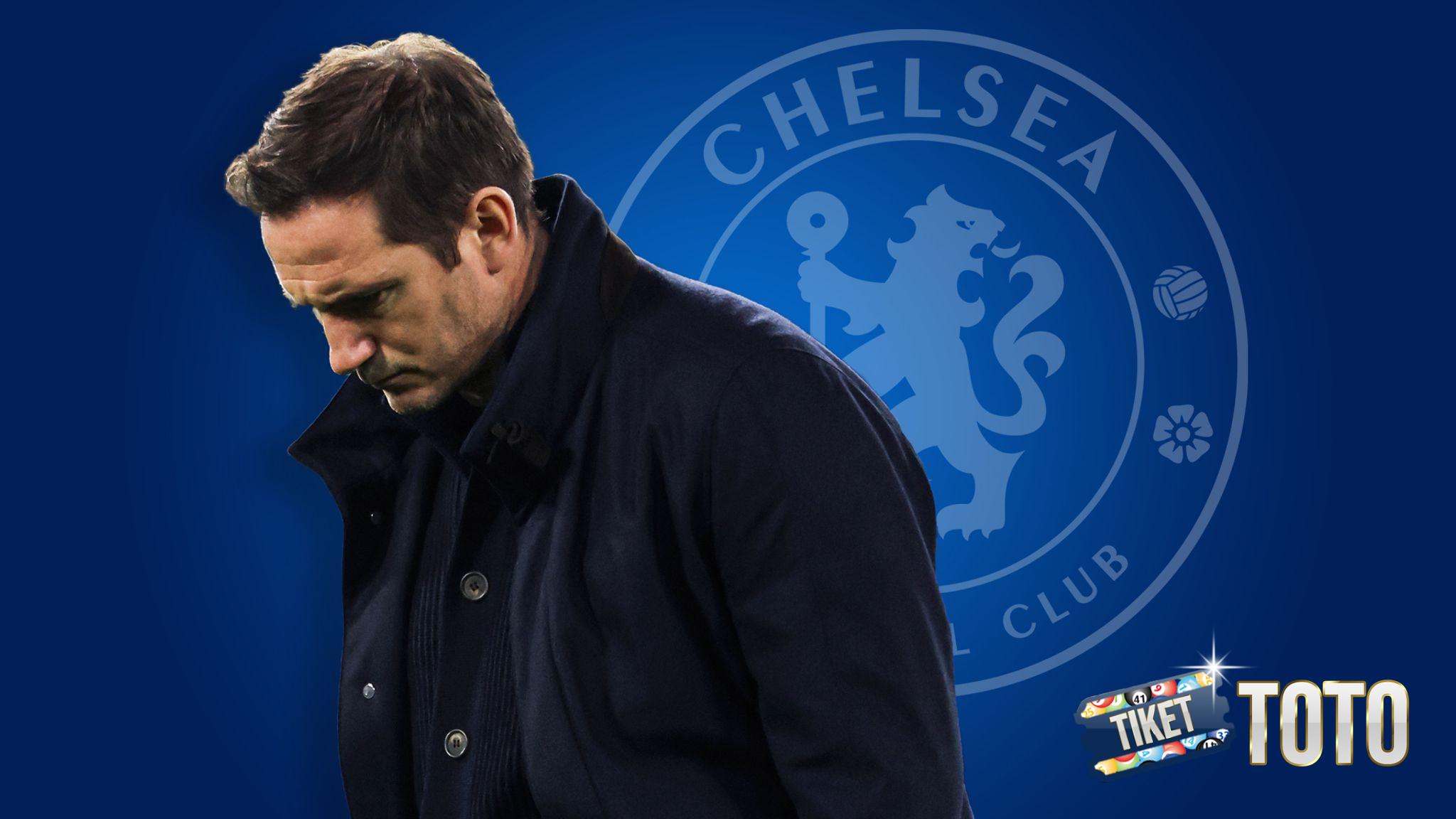 Chelsea Pecat Frank Lampard Sebagai Seorang Pelatih