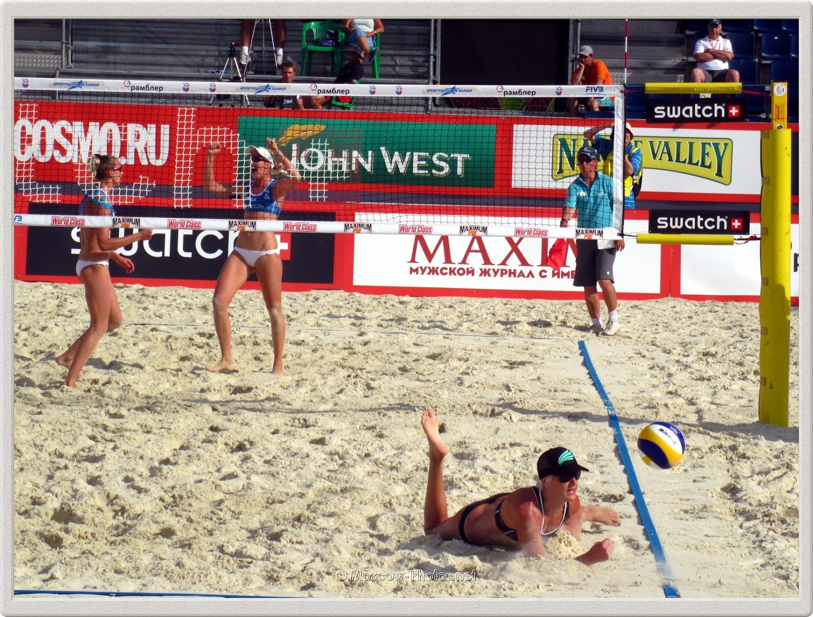 FIVB Beach Volleyball Swatch World Tour