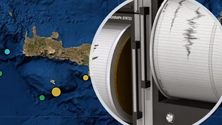 Κρήτη : Η πρωταγωνίστρια των μεγαλυτέρων σεισμών που συνέβησαν ποτέ στη Μεσόγειο