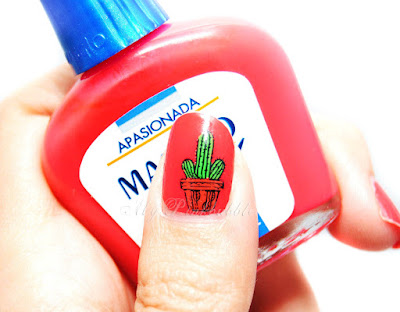 manicura masglo cactus