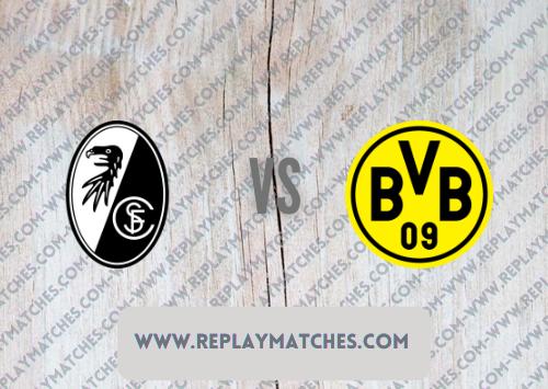 Freiburg vs Borussia Dortmund -Highlights 21 August 2021