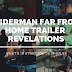 Spiderman Far From Home Trailer Revelations