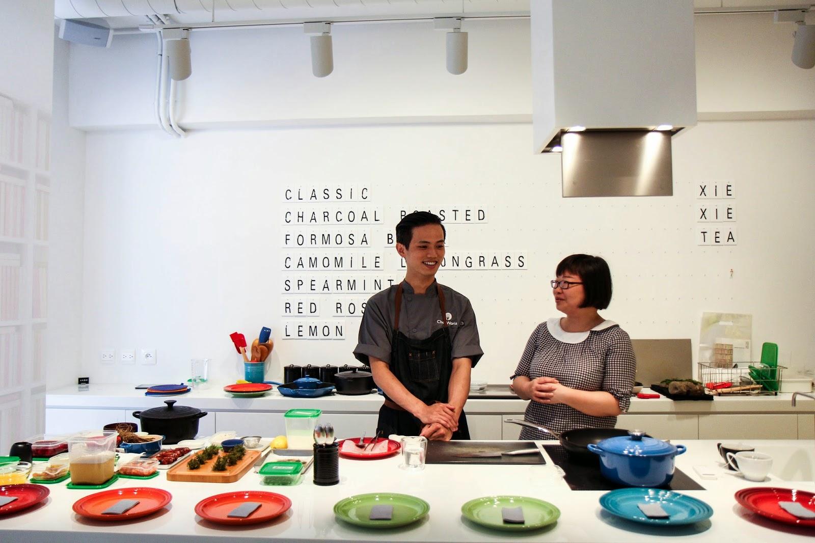 北歐靈感,台灣製造:喬艾爾《北歐廚神》媒體餐會