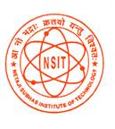 Admission to Ph.D Programmes at NSIT