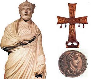 Ο Χριστιανισμός γίνεται επίσημη θρησκεία - Η ρωμαϊκή αυτοκρατορία μεταμορφώνεται  - από το «https://e-tutor.blogspot.gr»