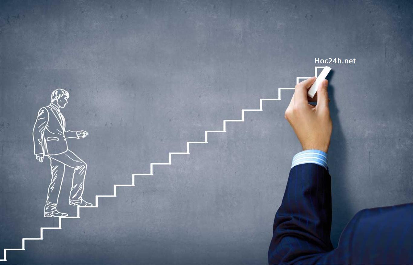 Đạp lên thử thách bước tới thành công