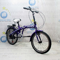 20 jok exotic  folding bike