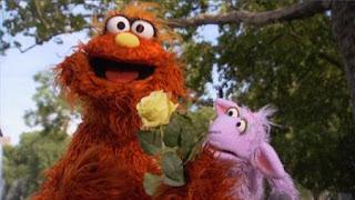 Murray and Overjita visit a gardening school, Murray Has a Little Lamb, Sesame Street Episode 4403 The Flower Show season 44