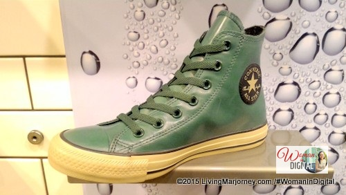 Converse's #RubberChucks Fall Holiday Collection 2015