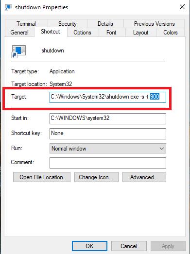 Tạo công tắc hẹn giờ Shutdown/ Restart máy tính