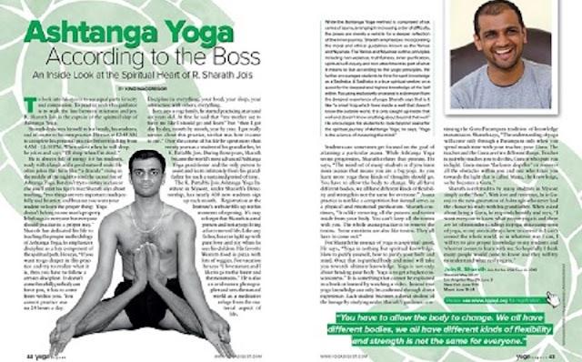 I'm Not Flexible, Can I Do Ashtanga Yoga?