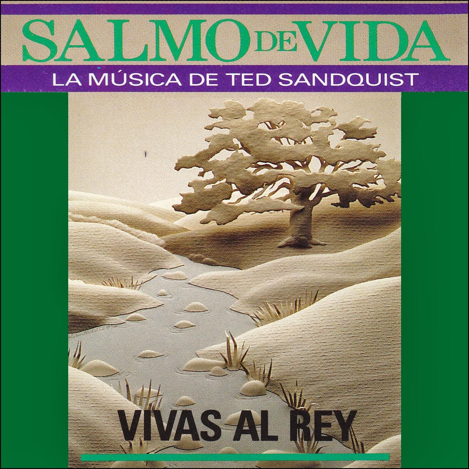Salmo De Vida-Vol 3-Vivas Al Rey-