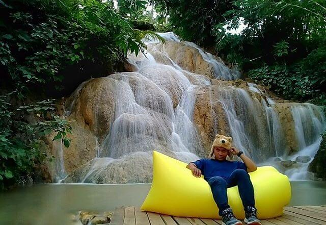 air terjun gedad playen