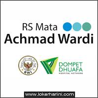 Lowongan Kerja Perawat RS Mata Achmad Wardi