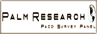 Платный опрос Palm Research