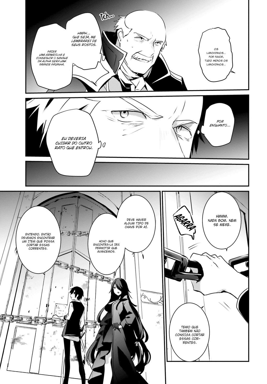 Kage no Jitsuryokusha ni Naritakute / The Eminence In Shadow Mangá Online Capítulo 18 em PT-BR