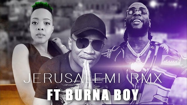 MASTER KG JERUSALEMI REMIX FT BURNA BOY DOWNLOAD MP3 AUDIO