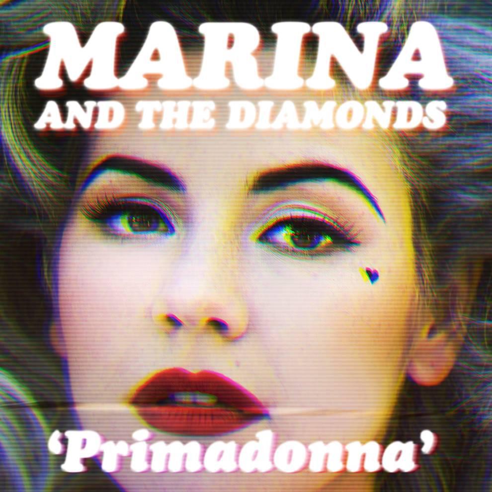 THE SONGBOOK: MARINA AND THE DIAMONDS: PRIMADONNA.