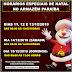 Horários especiais de Natal no Paraíba. Confira: