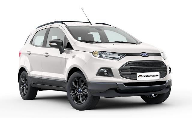 Kiểm tra  lái thử Ford Ecosport 1.0 EcoBoost 140 mã lực