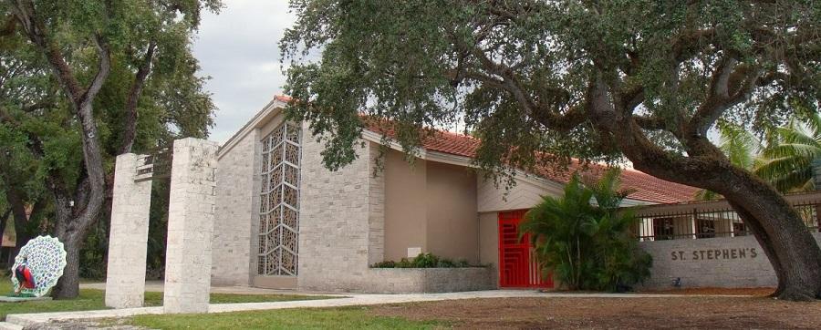 Iglesia de San Esteban en Coconut Grove