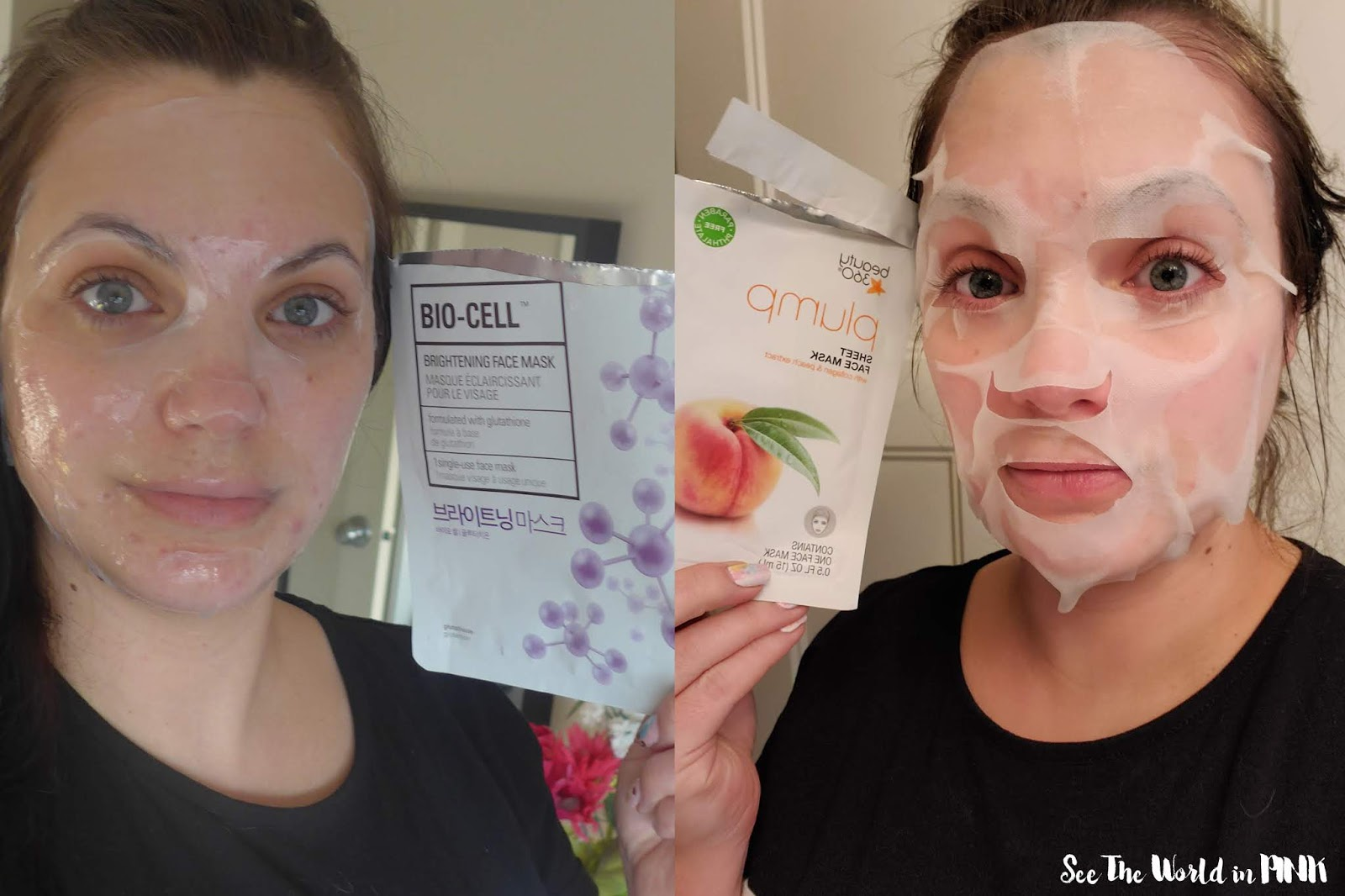 April 2020 - Monthly Empties and Month in Masks