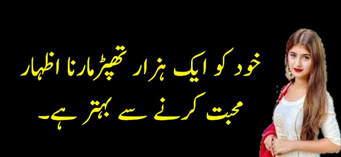 bitter reality of love | quotes about love | urdu quotes for women