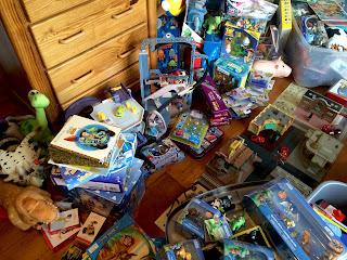 my disney pixar collection