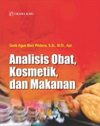Analisis Obat, Kosmetik dan Makanan