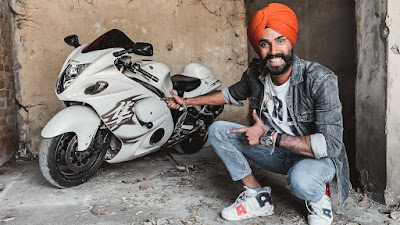 Top 15+ Indian Moto Vloggers Jatt Prabhjot