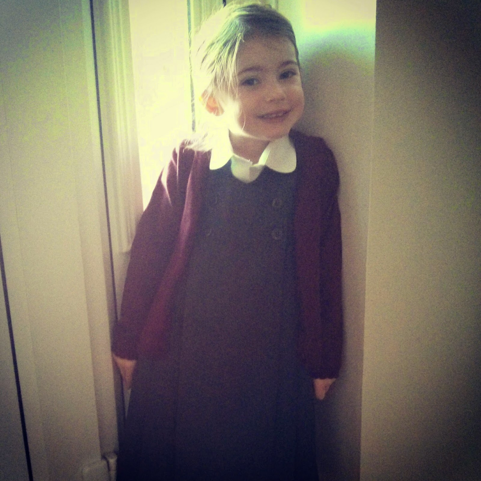 eldest ready for school