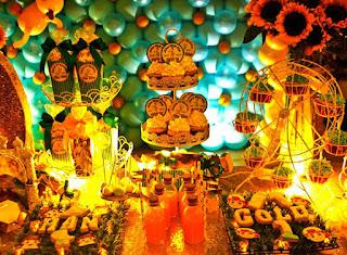 Trang trí bàn tiệc rẻ đẹp nhất Bình Dương