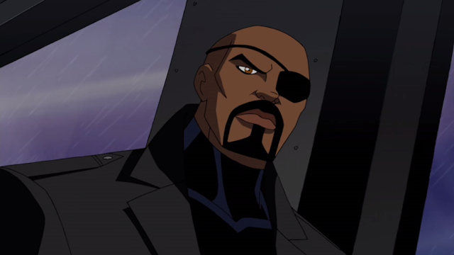 Marvel, Fury Files, Animated Series, Disney+, Agents of Shield, The Avengers Earth's Mightiest Heroes