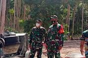 Semangat Gotong Royong Warnai Giat TMMD Ke-111 Di Selayar