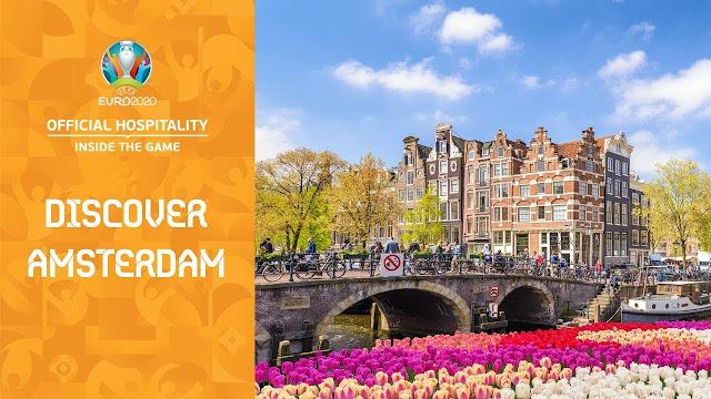 هولندا تؤكد مشاركة أمستردام في استضافة منافسات يورو 2020