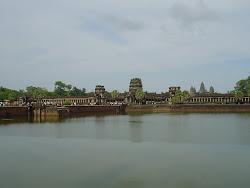 Fotos von Angkor Tempel