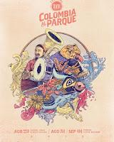 XVIII Festival COLOMBIA AL PARQUE   2019
