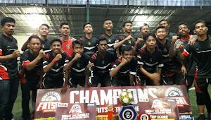 Turnamen Cascado Futsal, MAN 2 Raih Juara 1
