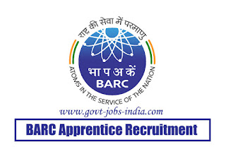 BARC Apprentice Recruitment 2020