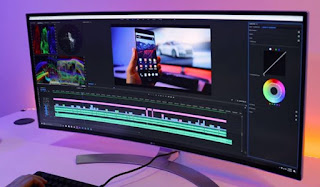 Spesifikasi Monitor PC editor