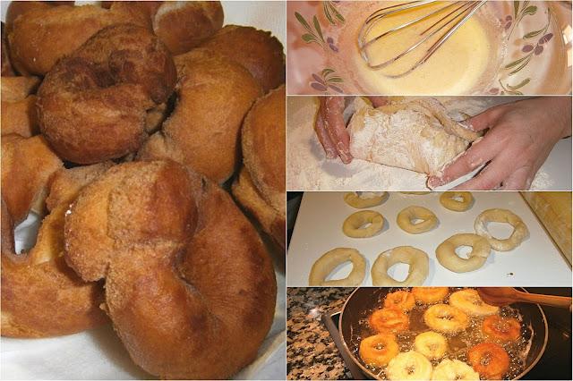 Rosquillas tradicionales.