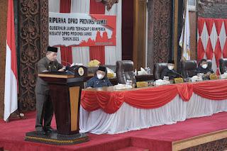 Gubernur Jambi Dukung Ranperda Kearsipan dan Disabilitas, Inisiatif DRPRD Provinsi Jambi
