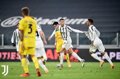 ملخص واهداف مباراة يوفنتوس وكالياري (2-0) الدوري الايطالي