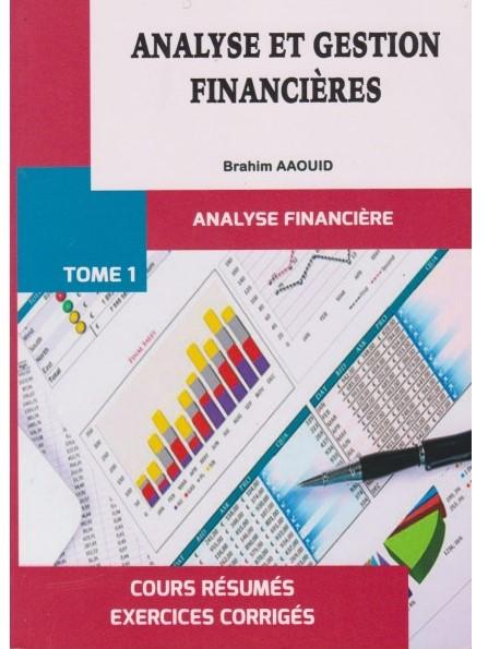 Le Livre de L'analyse et Gestion financière de BRAHIM AAOUID