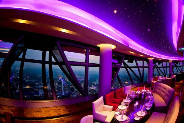 Review: 360 Revolving Restaurant